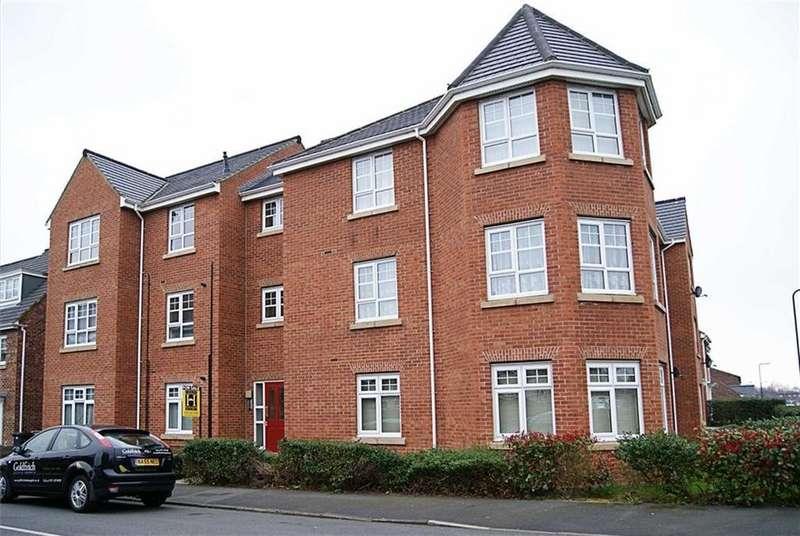 2 Bedrooms Flat for sale in Gowan Court, Jarrow, Tyne Wear