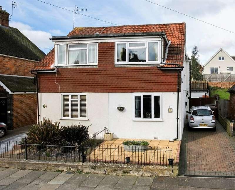 3 Bedrooms Semi Detached House for sale in Wolseley Road, Tunbridge Wells