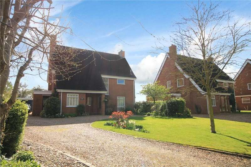 6 Bedrooms Detached House for sale in High Street, Conington, Cambridge, CB23