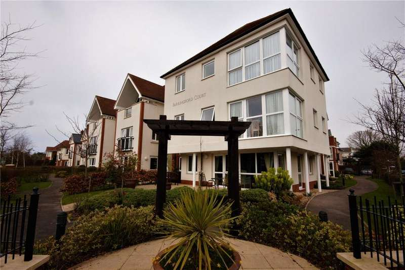 2 Bedrooms Retirement Property for sale in Farringford Court, 1 Avenue Road, Lymington, Hampshire, SO41