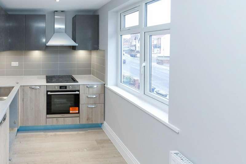 2 Bedrooms Maisonette Flat for sale in Manor Park Crescent, Edgware, Edgware, HA8