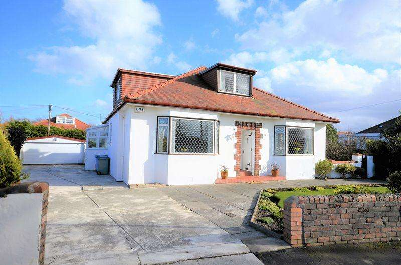 4 Bedrooms Detached Bungalow for sale in 19 Auchentrae Crescent, Ayr, KA7 4BD