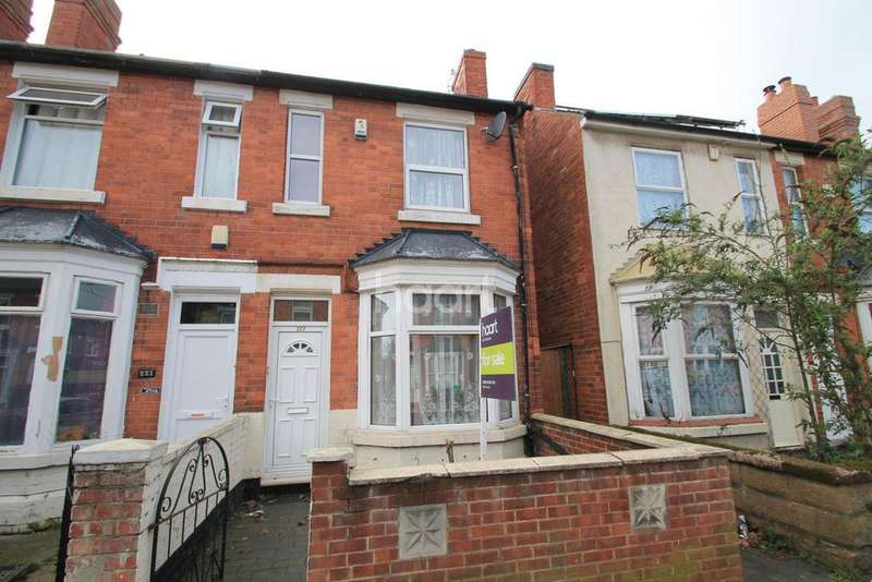2 Bedrooms Semi Detached House for sale in Noel Street, Forest Fields