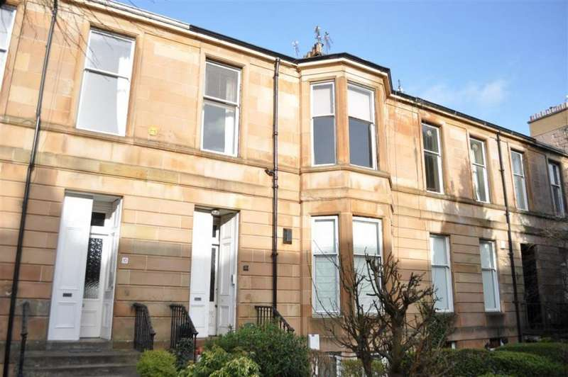 2 Bedrooms Apartment Flat for sale in 8 Marywood Square, Strathbungo, G41 2BH