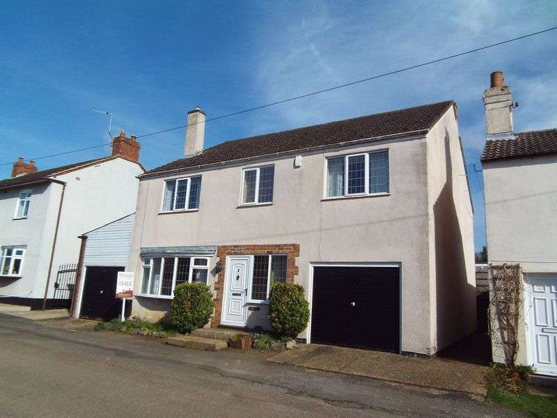 4 Bedrooms Detached House for sale in High Street, Candlesby