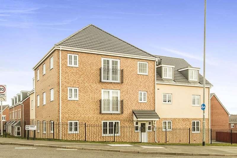 2 Bedrooms Flat for sale in Woodside Court, Middleton, Leeds, LS10