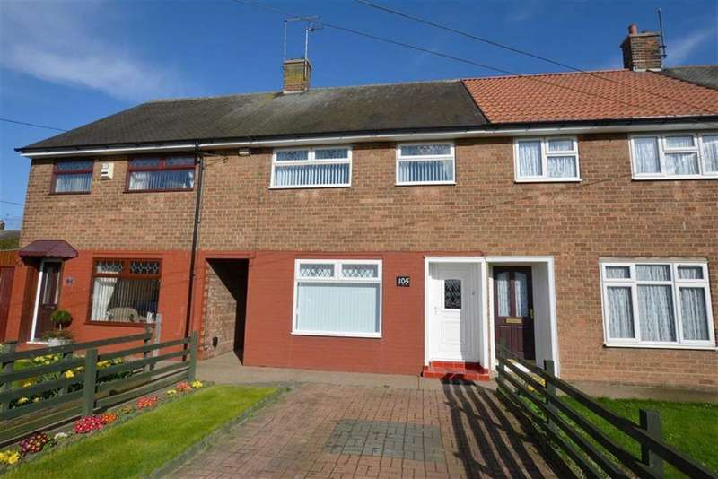 3 Bedrooms Terraced House for sale in Annandale Road, Greatfield Estate, Hull, East Yorkshire, HU9