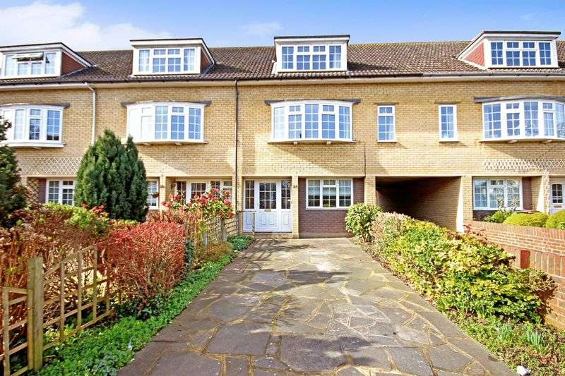 4 Bedrooms Terraced House for sale in CHEAM VILLAGE