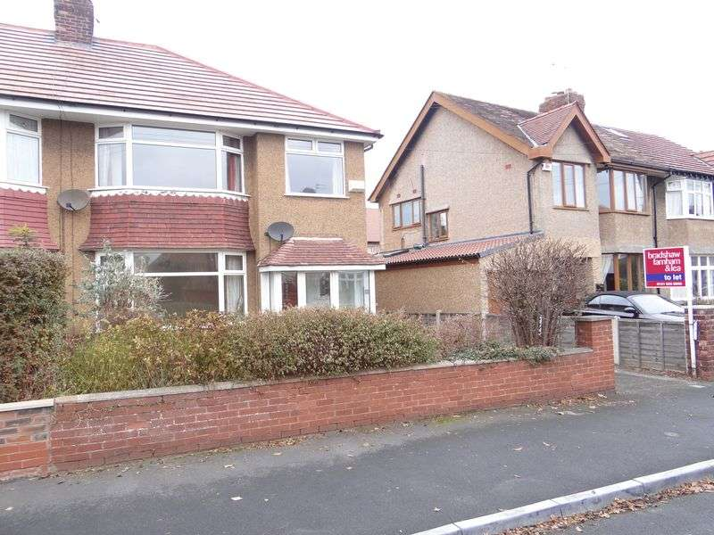 3 Bedrooms Semi Detached House for rent in Leighton Avenue, Meols