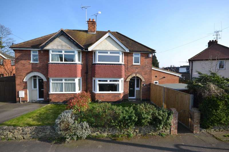 3 Bedrooms Semi Detached House for sale in Ardler Road, Caversham