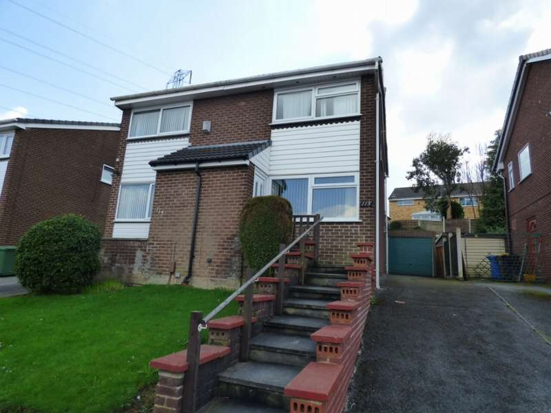 2 Bedrooms Semi Detached House for sale in Shearwater Road Offerton Stockport
