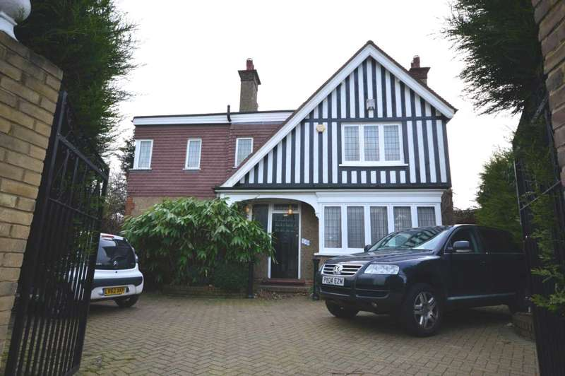 5 Bedrooms Detached House for sale in Upton Road, Bexleyheath