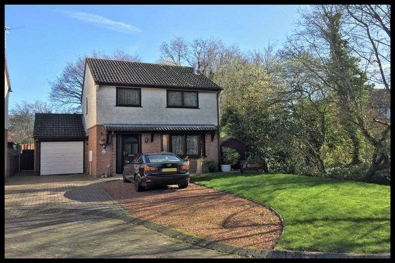 3 Bedrooms Detached House for sale in Goldsmith Close, West Totton