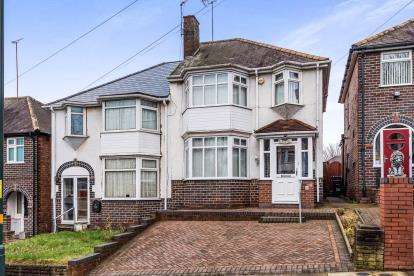 3 Bedrooms Semi Detached House for sale in Woolmore Road, Erdington, Birmingham, West Midlands