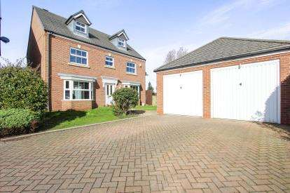 5 Bedrooms Detached House for sale in Woodlands View, Lytham St. Annes, Lancashire, England, FY8