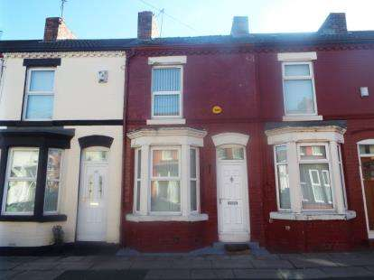 2 Bedrooms Terraced House for sale in Southgate Road, Liverpool, Merseyside, England, L13