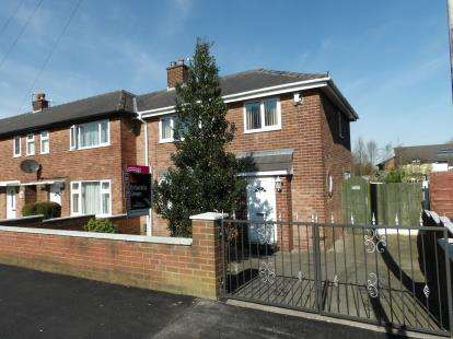 3 Bedrooms Semi Detached House for sale in Sandy Lane, Warrington, Cheshire, WA2