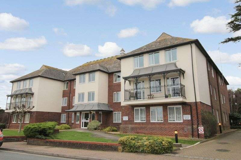1 Bedroom Retirement Property for sale in Nordseter Lodge, Rustington, BN16 2RE