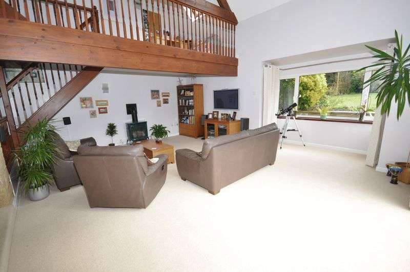 4 Bedrooms Detached House for sale in 28a, Seend Cleeve, Near Melksham