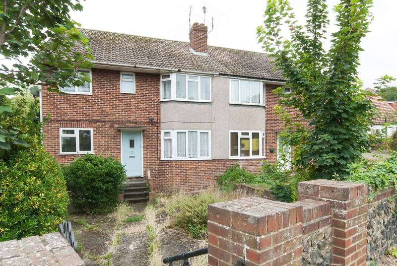 2 Bedrooms Flat for sale in Canterbury Road, Westgate on sea