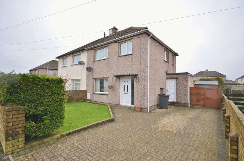 3 Bedrooms Semi Detached House for sale in Kings Drive, Egremont