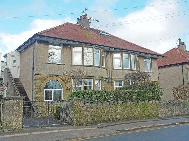 2 Bedrooms Flat for sale in Dallam Avenue, Morecambe
