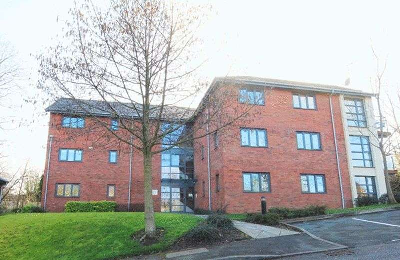 2 Bedrooms Flat for sale in Glade Park Court, Princes Park, Liverpool, L8