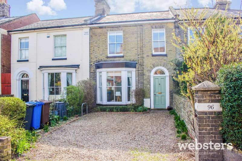 4 Bedrooms Terraced House for sale in Earlham Road, Norwich NR2