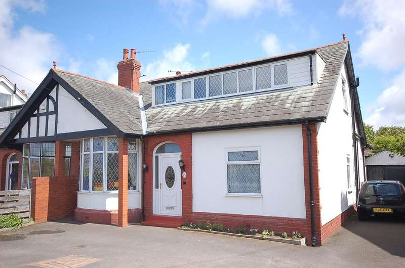 5 Bedrooms Semi Detached House for sale in St Annes Road, Blackpool