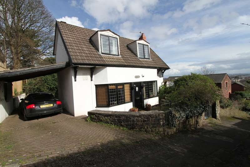 3 Bedrooms Detached House for sale in Vicarage Hill, Newport