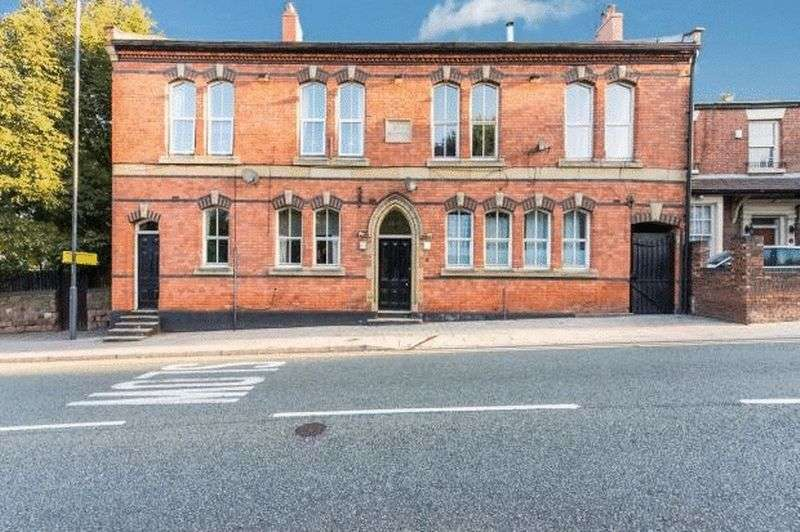 1 Bedroom Flat for sale in Derby Street, Prescot