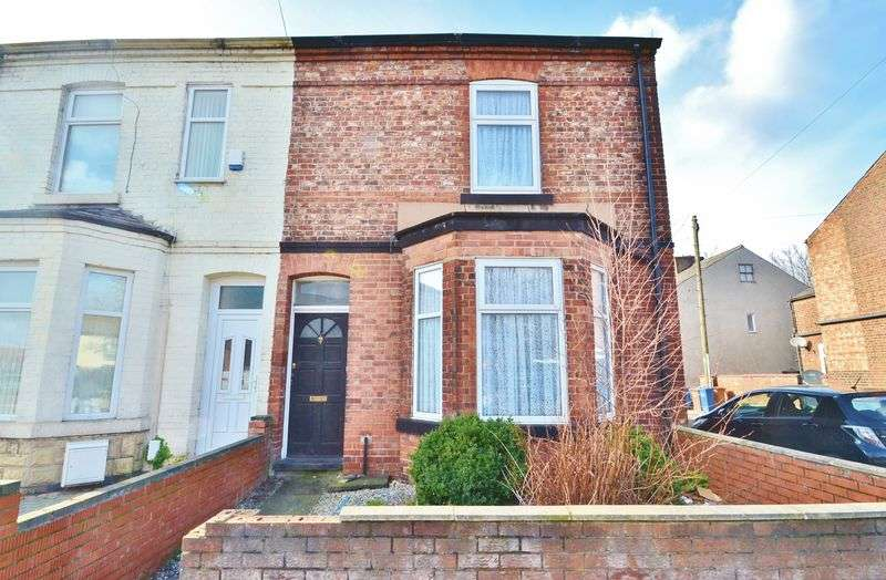 2 Bedrooms Terraced House for sale in New Lane, Manchester