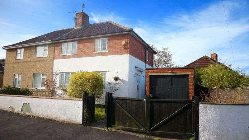 3 Bedrooms Semi Detached House for sale in Clare Road, Kingswood, Bristol BS15 1PQ