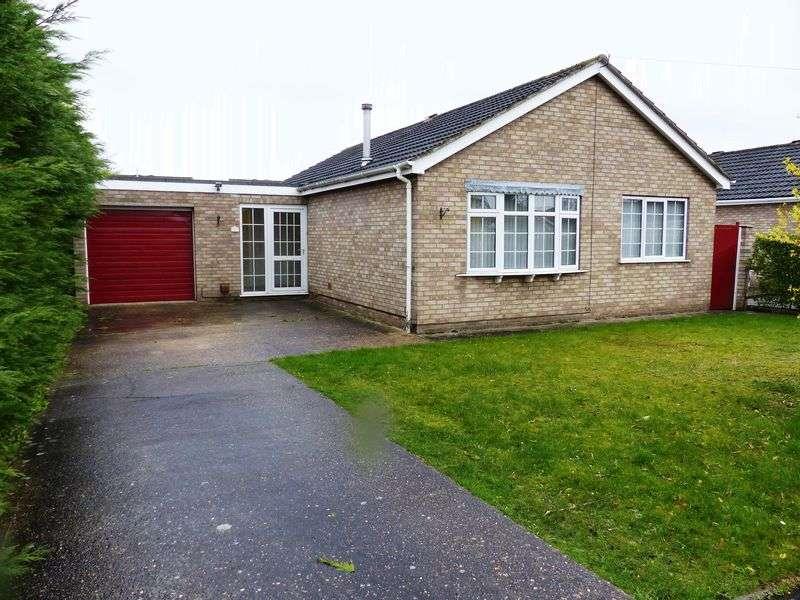 3 Bedrooms Detached Bungalow for sale in Asheridge, Branston
