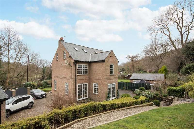 5 Bedrooms Detached House for sale in River House, South View, Fatfield, Tyne and Wear NE38