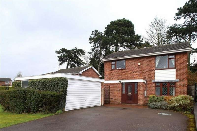 4 Bedrooms Detached House for sale in Manor Way, Burbage, Leicestershire