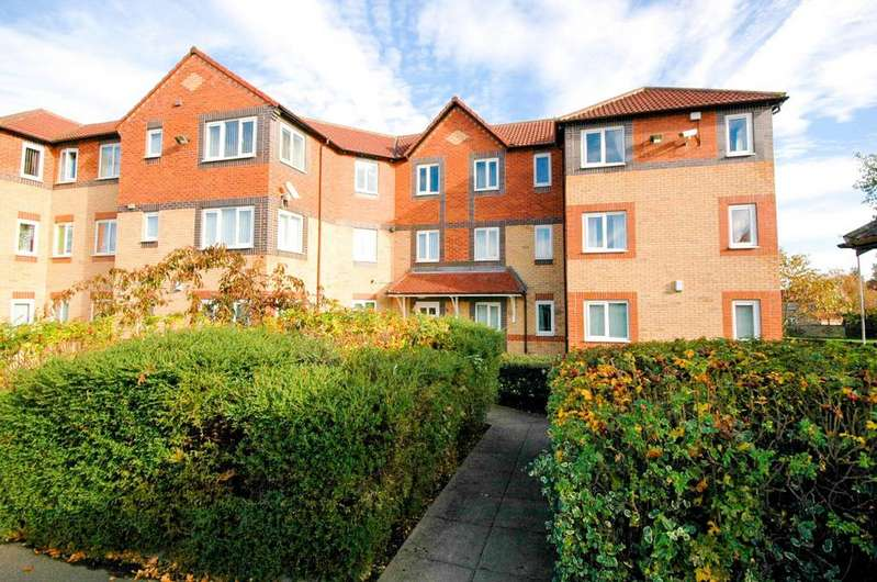 2 Bedrooms Flat for sale in Windsor Court, Felling