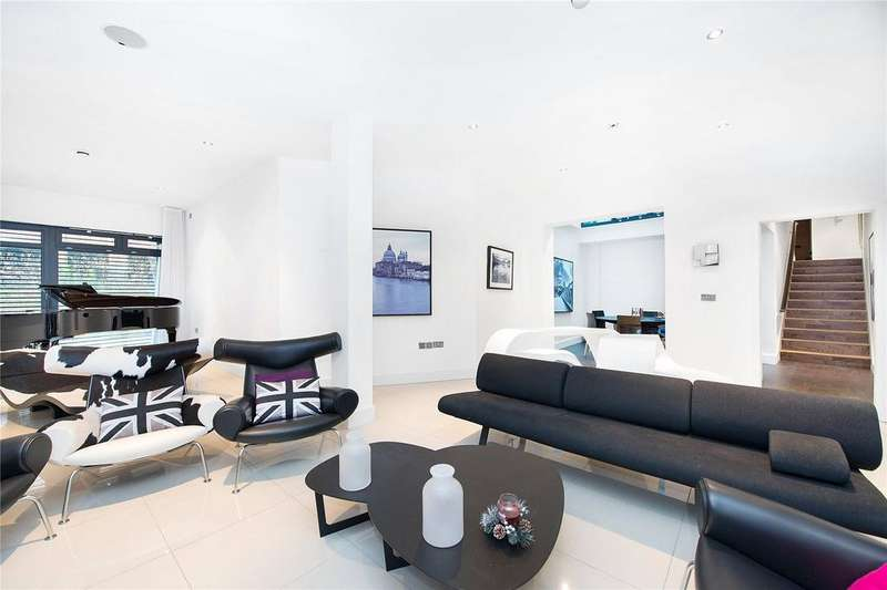 2 Bedrooms Apartment Flat for sale in Bermondsey Wall West, London, SE16
