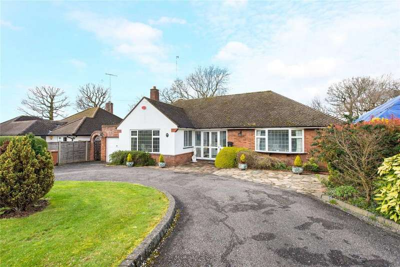 2 Bedrooms Detached Bungalow for sale in Bishops Avenue, Northwood, Middlesex, HA6