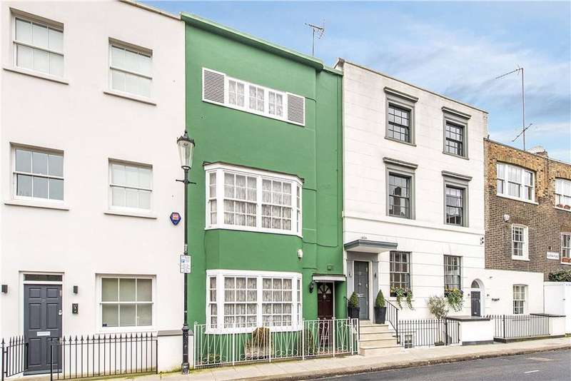 2 Bedrooms Terraced House for sale in Elystan Place, Chelsea, SW3