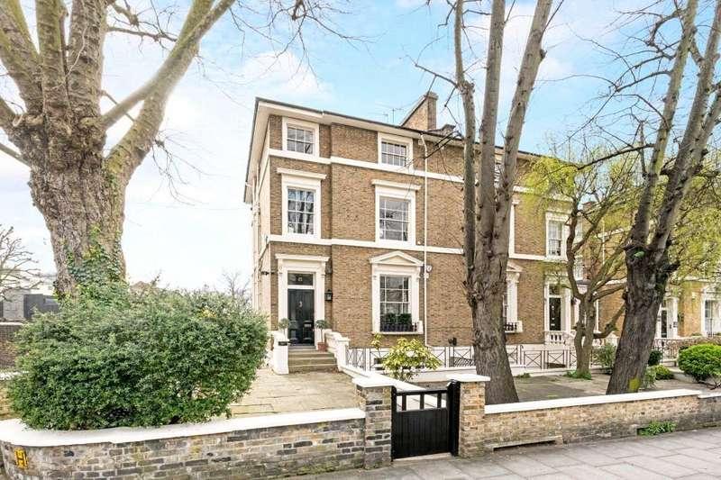 3 Bedrooms Flat for sale in Warwick Avenue, Little Venice, London, W9