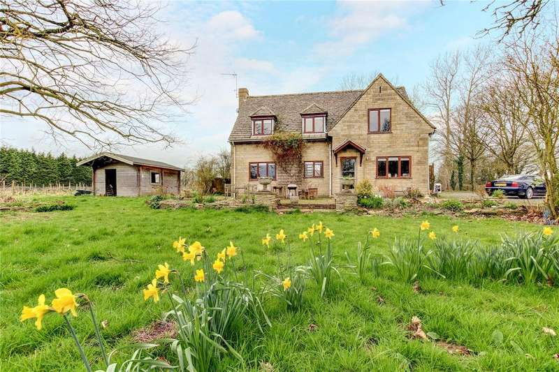 3 Bedrooms Detached House for sale in Sherston, Malmesbury, Wiltshire, SN16