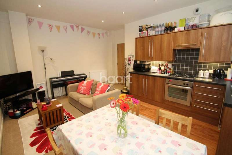 1 Bedroom Maisonette Flat for sale in North Street, Plymouth