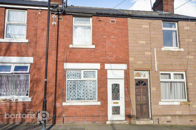 2 Bedrooms Terraced House for sale in Hartington Road, Holmes, Rotherham