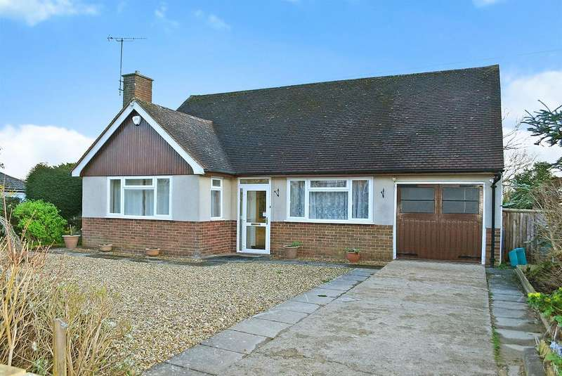 3 Bedrooms Detached Bungalow for sale in Western Lane, Winslow