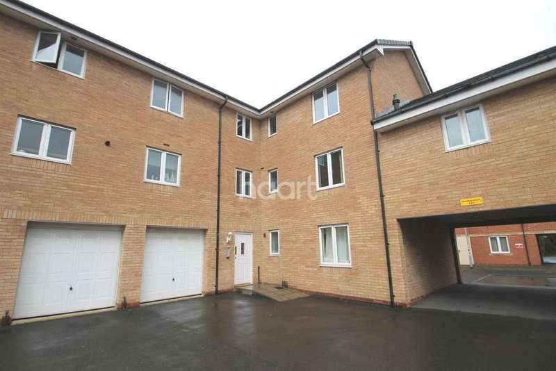 2 Bedrooms Flat for sale in Padstow Road, Swindon, Wiltshire