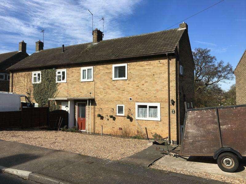 3 Bedrooms Semi Detached House for sale in Hermitage Avenue, Borrowash