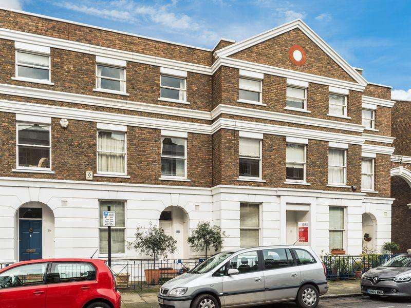 4 Bedrooms Mews House for sale in Burney Street, Greenwich, SE10