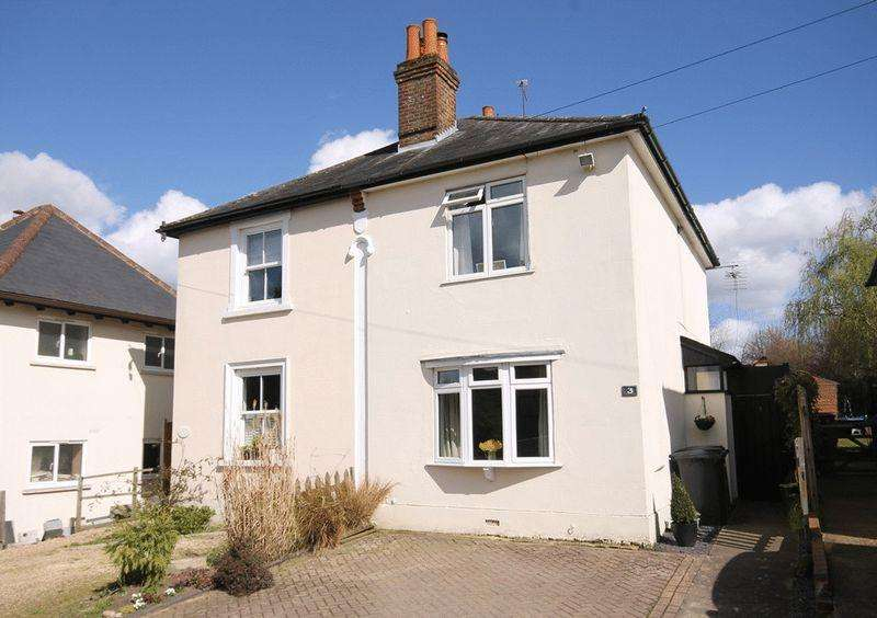 3 Bedrooms Semi Detached House for sale in SOUTH LEATHERHEAD