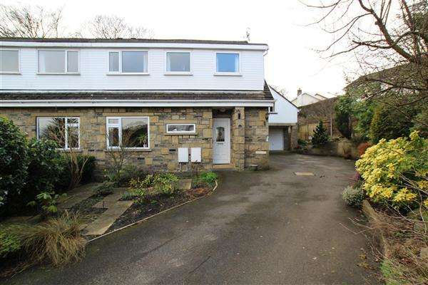 5 Bedrooms Semi Detached House for sale in Breck Lea, Sowerby Bridge